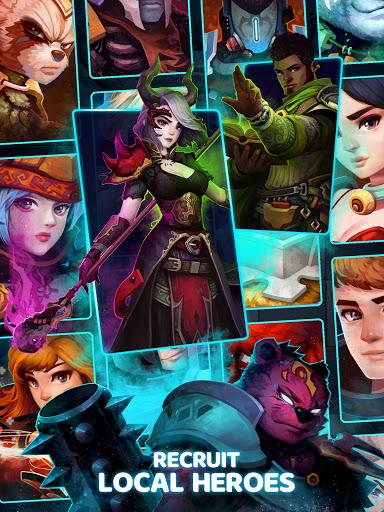 Battle Bouncers: Legion of Breakers! Brawl RPG 1.17.0 screenshots 21