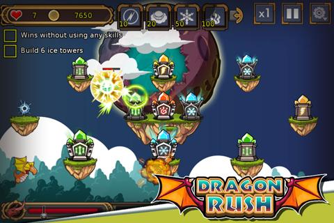 Dragon Rush 2.2 screenshots 5