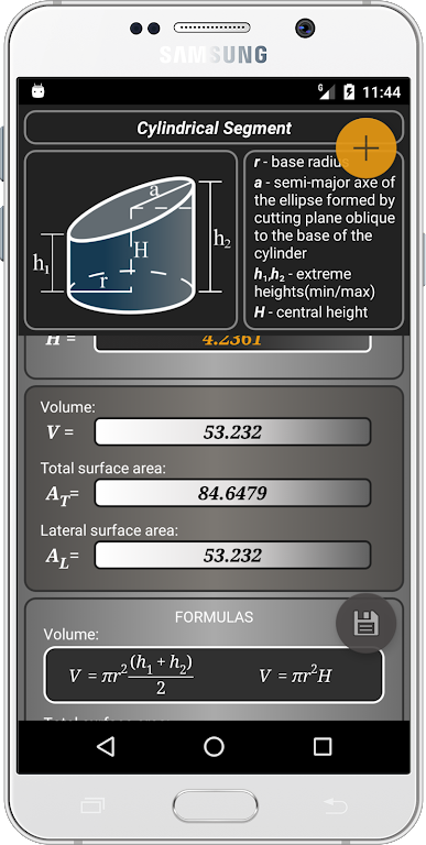 Geometryx: Geometry - Calculator  poster 6