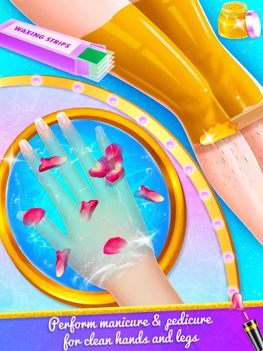 Princess nail art spa salon - Manicure & Pedicure screenshots 3