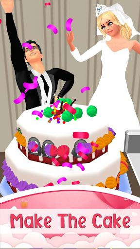 Wedding Rush 3D! 1.8.0 screenshots 5