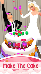 Wedding Rush 3D Mod (Unlimited Everything) 5