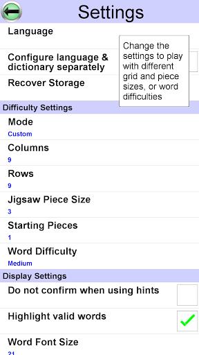 Puzzle Word  screenshots 3