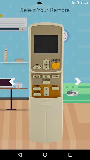 remote control for daikin air conditioner screenshot 3