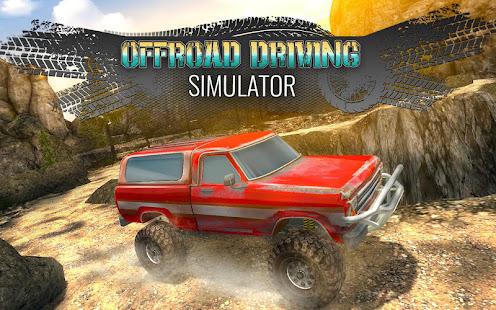 Offroad Driving Simulator 4x4: Trucks & SUV Trophy 1.9.3 screenshots 1