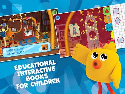 Bebebears: Stories and Learning games for kids 1.3.2 Screenshots 12