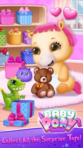 Baby Pony Sisters - Virtual Pet Care & Horse Nanny 5.0.14007 screenshots 6