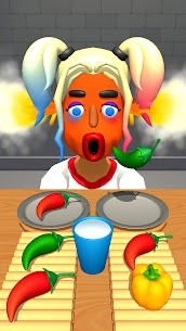 Extra Hot Chili 3D MOD (Unlimited Money) 1