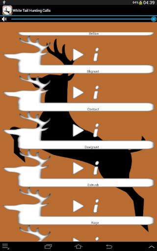 Whitetail Hunting Calls  screenshots 8