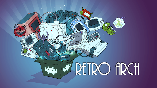 RetroArch 1.9.6 (2021-07-04) Screenshots 13