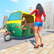 Rickshaw Driving Simulator - Drive New Games