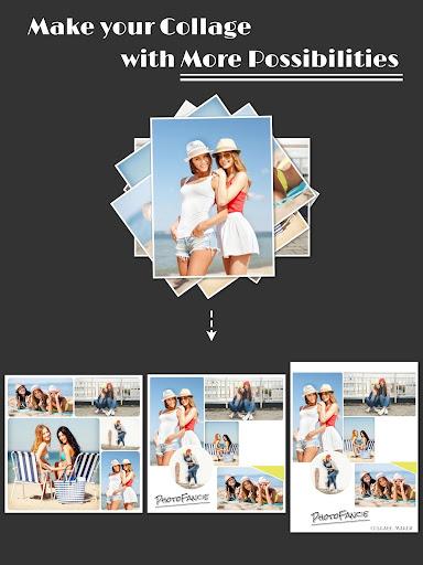 Collage Maker (Layout Grid) - PhotoFancie  screenshots 7