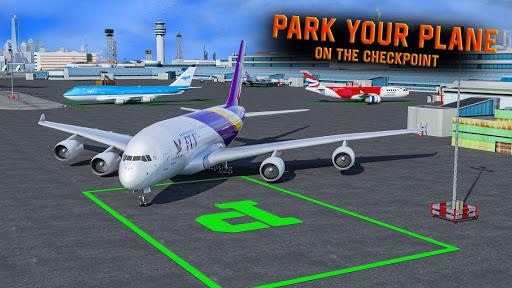 Télécharger Vol Pilote Parking Roi  APK MOD (Astuce) screenshots 1