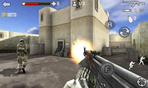 Shoot Strike War Fire 1.1.8 Screenshots 5