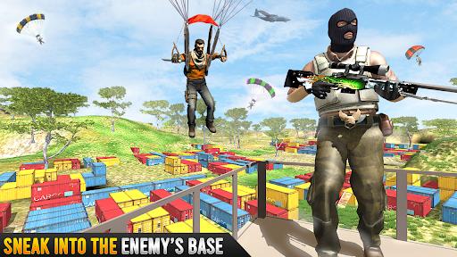 FPS Commando Game: New Sniper Shooting Strike 2021 apkdebit screenshots 6