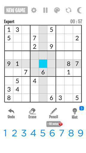Sudoku 2021  screenshots 1