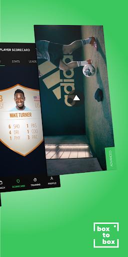 box-to-box - Soccer Training 1.0.4 screenshots 2