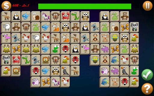 Tile Connect - Free Pair Matching Brain Game  screenshots 9