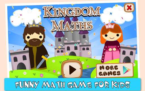 Kingdom Maths: maths kids game For PC Windows (7, 8, 10, 10X) & Mac Computer Image Number- 8