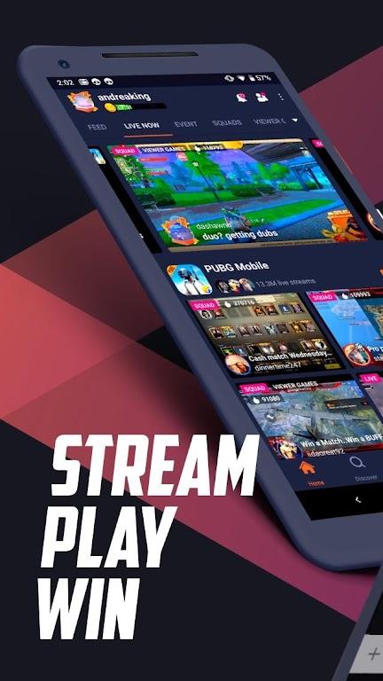 Omlet Arcade - Screen Recorder, Live Stream Games  poster 0