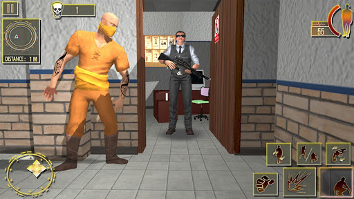 prison spy breakout: real escape adventure 2018 screenshot 2
