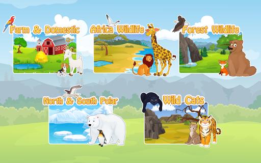Kids Learn about Animals Lite 2.3.3 screenshots 2