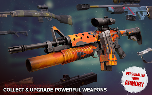 Into the Dead 2 APK MOD 1.48.0 (Unlimited Money/Ammo) 9