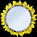 ミラー - 鏡, 照明、拡大, じどり