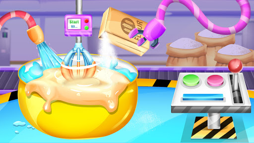 Cake Pizza Factory Tycoon: Kitchen Cooking Game screenshots 2