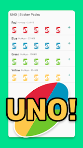 UNO Stickers for Chat For Pc – Windows 10/8/7 64/32bit, Mac Download 1