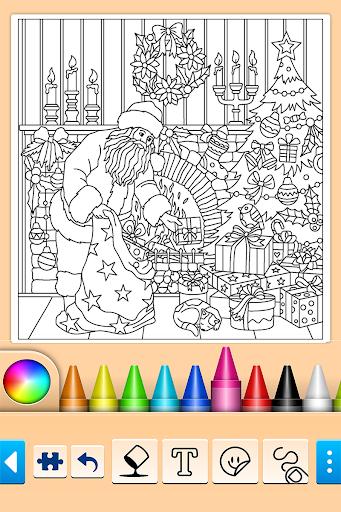 ud83cudf85Christmas Coloring  screenshots 4