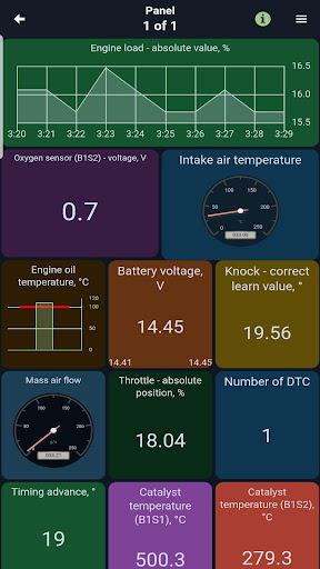 MotorData OBD Car Diagnostics. ELM OBD2 scanner 1.20.12.781 Screenshots 8