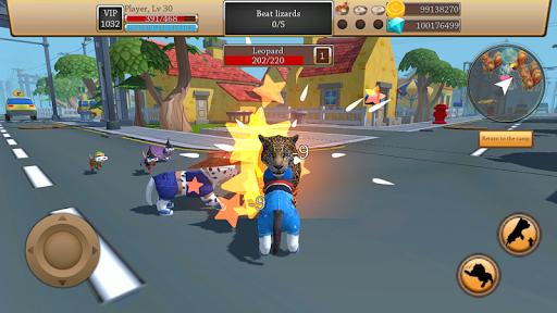 Dog Simulator - Animal Life screenshots 4