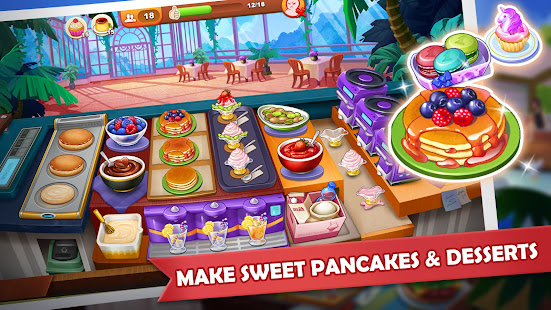 Image For Cooking Madness - A Chef's Restaurant Games Versi 1.9.4 4