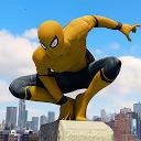 Pók kötél hős - gengszter New York City