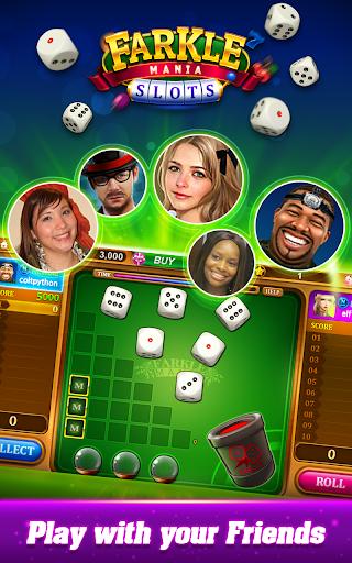 Farkle mania - Slots, Dice and Bingo 21.31 screenshots 2