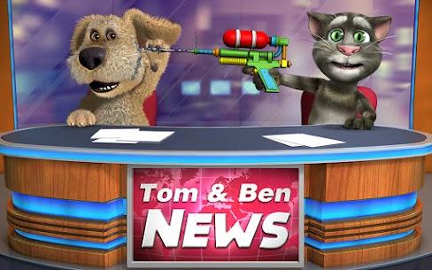 Talking Tom & Ben News 4