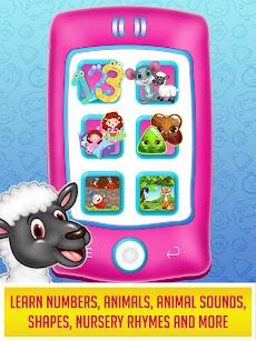 Princess Baby Phone - Kids & Toddlers Play Phoneのおすすめ画像2