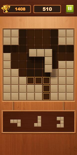 Imágen 5 de Block Puzzle - Free Sudoku Wood Block Game para android