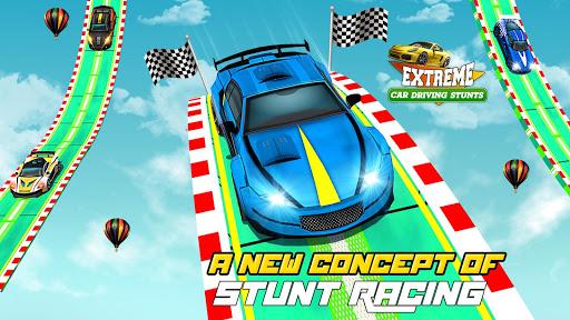 Car Stunt 3D Unlimited: GT Racing Go Car Driving screenshots 3