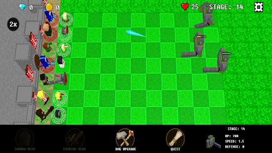 Impossible Luck Defense 2 1 10 Apk Mod Unlimited Money For Android