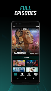 The CW APK Download For Android 3