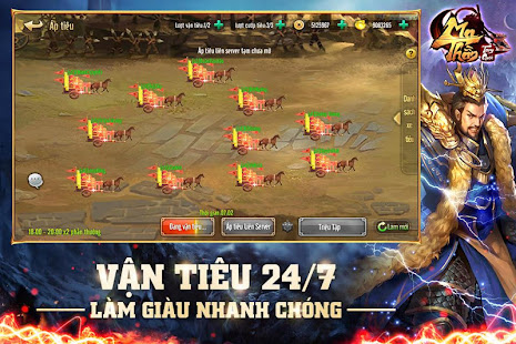Mod Game Ma Thần Tam Quốc for Android