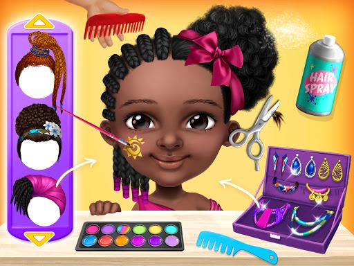 Pretty Little Princess - Dress Up, Hair & Makeup  screenshots 15