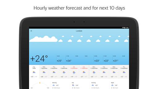 Yandex.Weather apktram screenshots 10