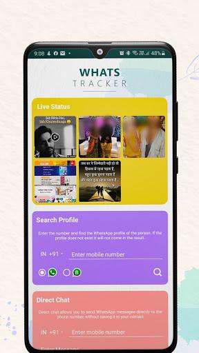 Whats Tracker  screenshots 2