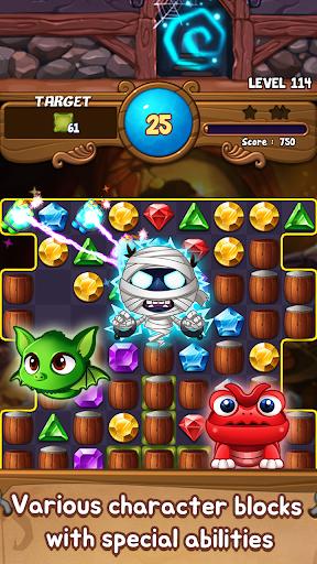 Jewels Time : Endless match 2.10.1 screenshots 3