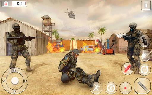 Modern Battlefield Mission II: Shooting Games 2021  screenshots 11