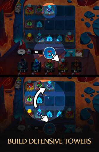 Random Clash - Epic fantasy strategy mobile games  screenshots 2