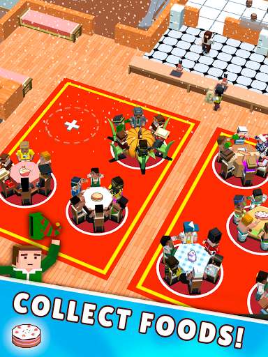 Idle Diner! Tap Tycoon screenshots 19